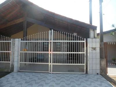 Casa Geminada Com 02 Dorm. Jardim Real - Praia Grande