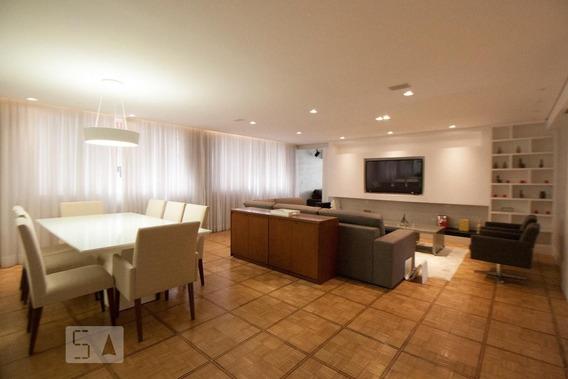 Apartamento No 1º Andar Com 3 Dormitórios E 2 Garagens - Id: 892946184 - 246184