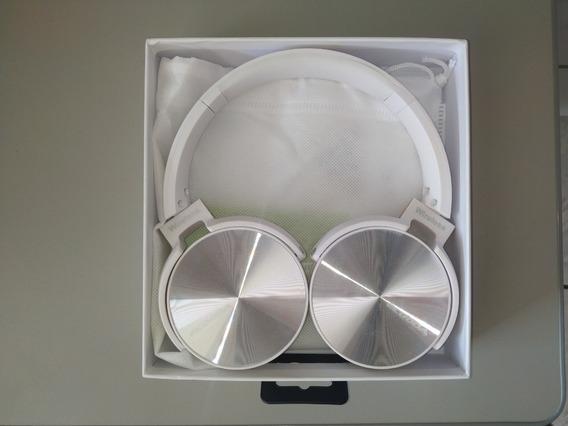 Fone Ecooda 950bt Bluetooth Radio Cartão Sd