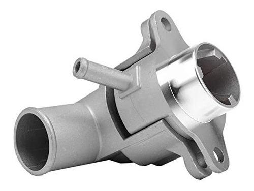 Carcaza Termostato Aveo 1.6 Completo Aluminio