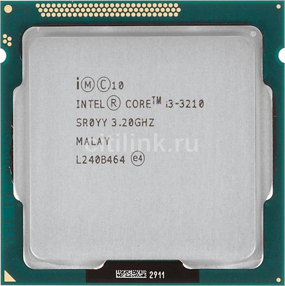 Intel Core I3 3210 3.2ghz De 3º Geração