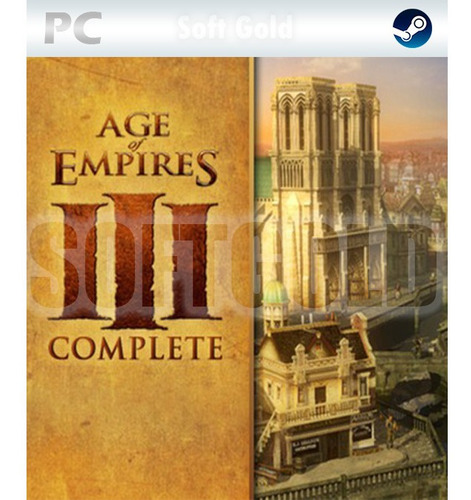 Imagen 1 de 6 de Age Of Empires 3 Iii 2007 | Pc | Steam | Original