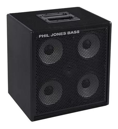 Caja Bafle Para Bajo 300 Watts Phil Jones Bass Cab-47