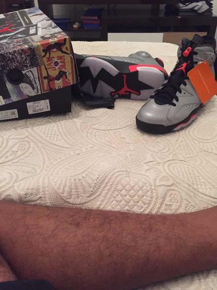 Air Jordan 6 Reflective