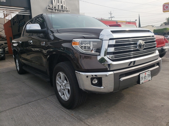 Toyota Tundra 5.7 Limited 4x4 At 2018