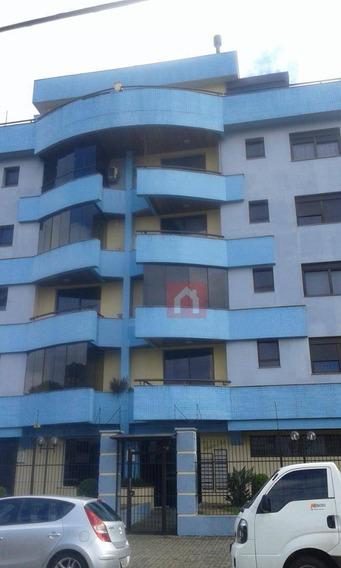 Apartamento Com 2 Dormitórios Para Alugar, 92 M² Por R$ 1.200,00/mês - Sagrada Família - Caxias Do Sul/rs - Ap0097