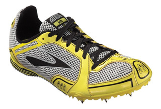 Spikes Tenis Brooks Md Pr Atletismo Talla 28cm Incl. Spikes