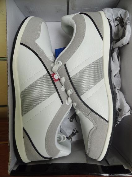 Zapatos Caballero Casuales Deportivos Marca Meru Original