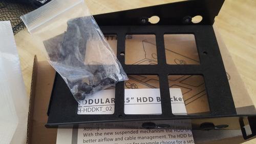 Phanteks Soporte Para Ssd Hdd Modular 3.5 - 2.5  Metalico