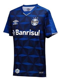 Camisa Umbro Grêmio Oficial 3 Fan Classic 2019 3g160988 727