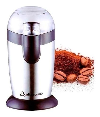 Imagen 1 de 5 de Molinillo Para Café Marca Ultracomb Modelo Mo-8100a
