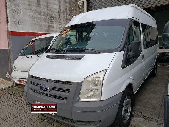 Ford Transit 2.4 Van Bus 350l Tb 3p - Aceito Troca 2010