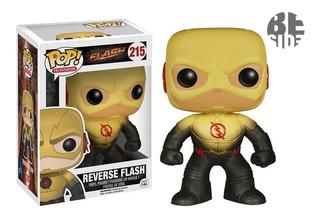 Funko Pop Tv: The Flash - Reverse Flash Jd