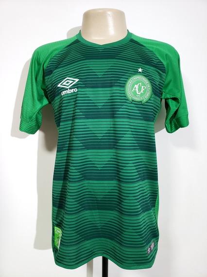Camisa Oficial Chapecoense 2017 Home Umbro Tam M Brasileiro
