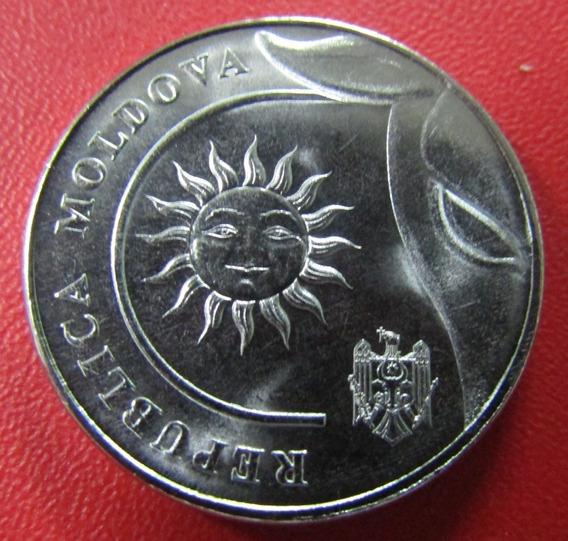 Moldavia Moneda 2 Lei Unc 2018