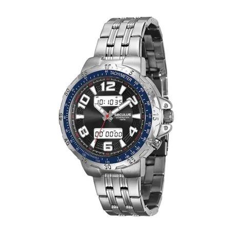 Relógio De Pulso Masculino Seculus 20544gosvna1