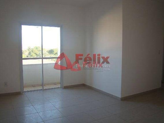 Apartamento Residencial À Venda, Condomínio Recanto Das Palmeiras , Taubaté. - Ap0424