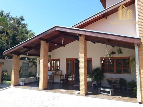 Casa À Venda, 400 M² Por R$ 950.000,00 - Jardim Das Indústrias - São José Dos Campos/sp - Ca0176