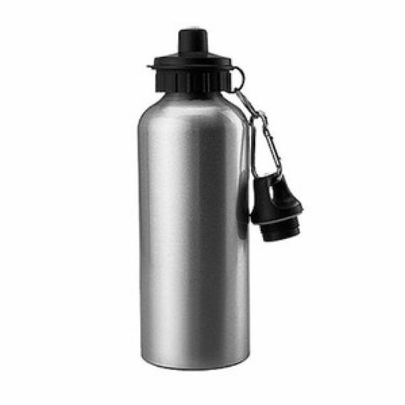 Squeeze /garrafa Alumínio Sublimática 500ml /kit Com 10 Und