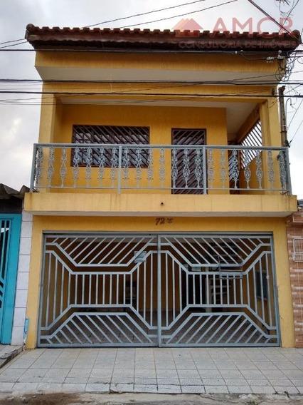 Sobrado Residencial Para Locação Semi Mobiliado Em Jardim Nova Poá Sp. - So0625