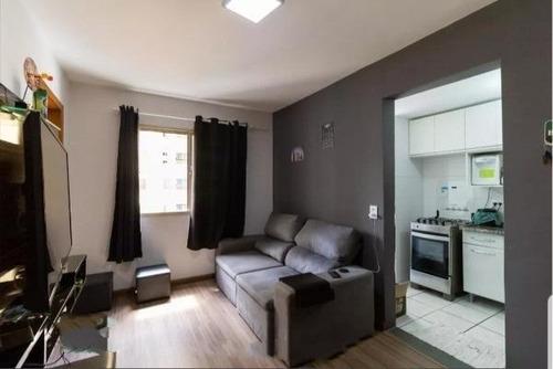 Imagem 1 de 19 de Apartamento Com 1 Dormitório À Venda, 40 M² - Ipiranga - São Paulo/sp - Ap26608