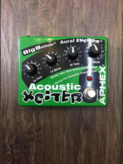 Pedal Aphex Acoustic Xciter Model 1401 - High Voltage