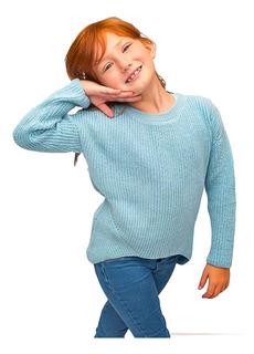 Witty Girls Sweater Witty Celeste Corazon Abrigo Ropa Nena