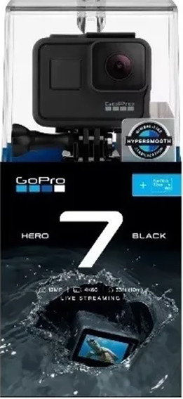Câmera Digital | Gopro Hero7 Black (4k)