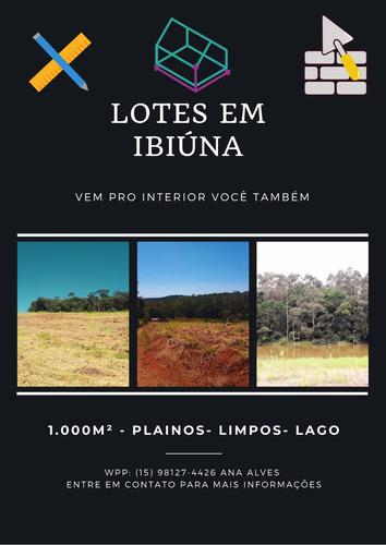 Lotes Com Vista Pro Lago