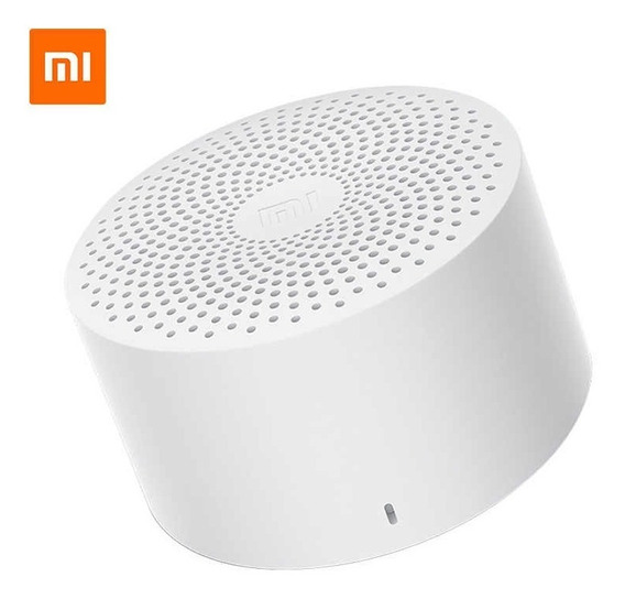 Caixinha De Som Portatil Bluetooth Xiaomi Mi Speaker Branca