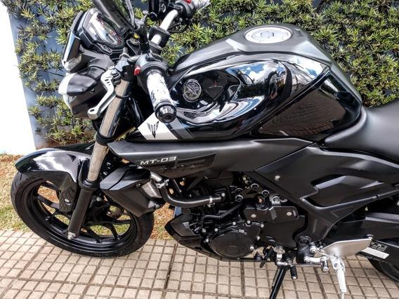 Yamaha Mt 03 2017 Muito Nov