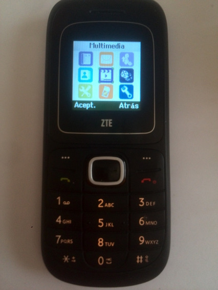 Telefono Basico Zte S218 Con Accesorios
