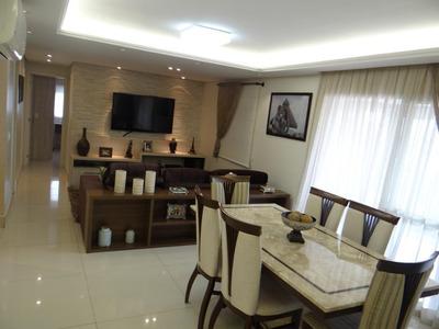Apartamento Em Jardim Dom Bosco, São Paulo/sp De 130m² 3 Quartos À Venda Por R$ 1.050.000,00 - Ap180176