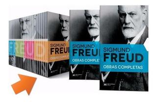 Coleccion Sigmun Freud - La Nacion - 26 Tomos
