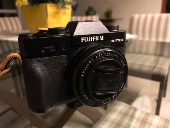 X-t20 27mm 2.8 Fujifilm