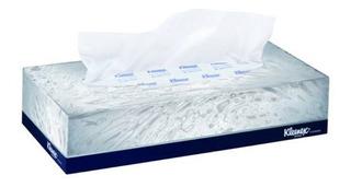 Pañuelos Desechables Kleenex Caja Con 90 Hojas Dobles 89330