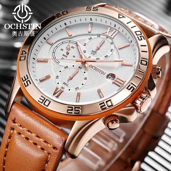 Reloj Elegante Casual Ochstin Mod. 068 Cronografo