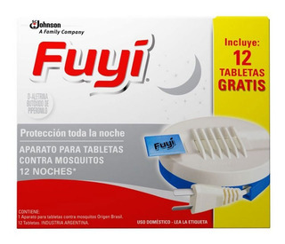 Fuyi, Aparato Para Tabletas Con Cable + 120 Tabletas