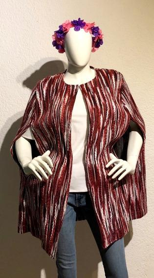 Capa Abrigo Mujer