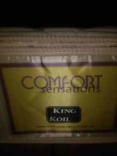 Sommier King Koil