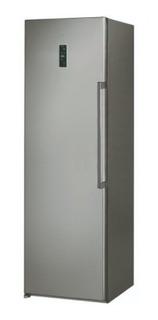 Freezer Ariston Vertical Monopuerta Ua8 F1d X Ag 291lts