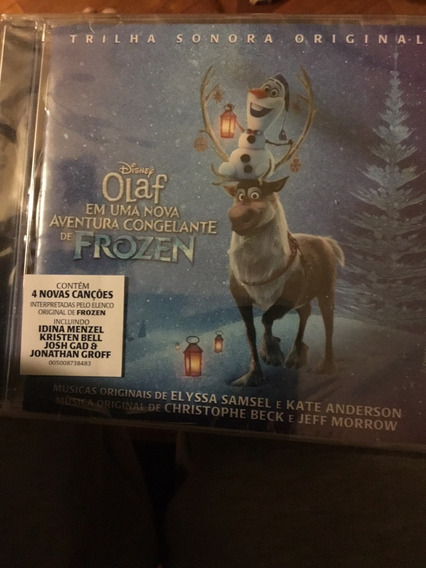 AVENTURA GRÁTIS UMA FROZEN SONORA TRILHA DE DOWNLOAD CD CONGELANTE
