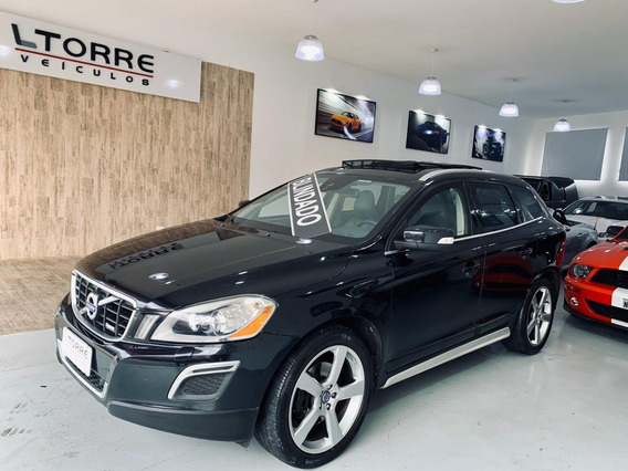 Volvo Xc60 2.0 T5 R Design Turbo Gasolina 4p Blindada N3a