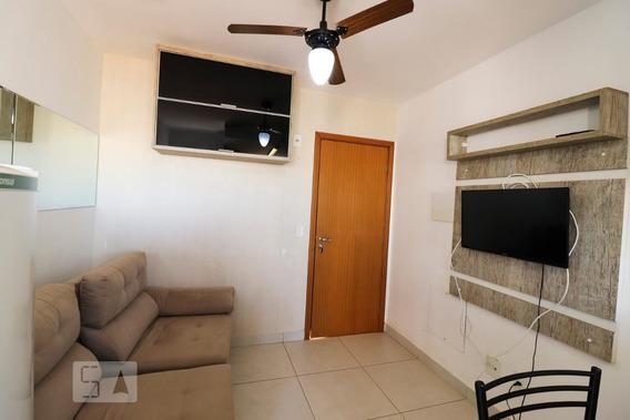 Apartamento Para Aluguel - Setor Leste Universitário, 1 Quarto, 32 - 893110605