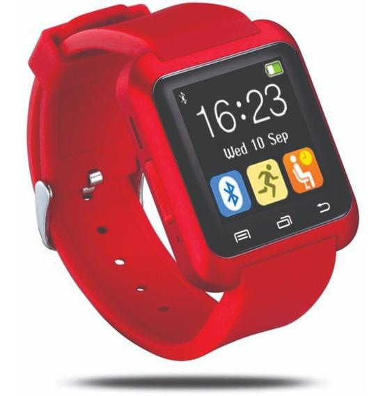 Smart Watch V Pro Android iPhone Bluetooth Antirobo Camara