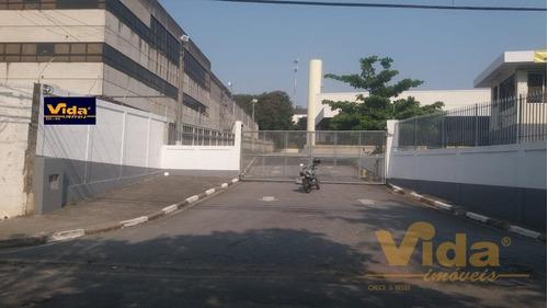 Indústria Em Vila Menck  -  Osasco - 43994