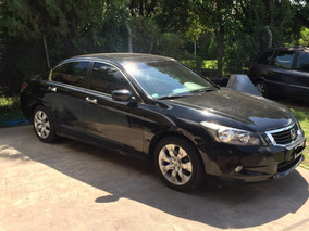 Honda Accord 3.5 Ex-l V6 2009