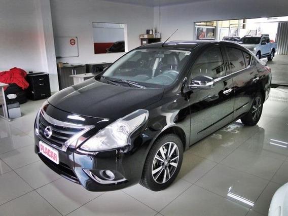 Nissan Versa Unique Cvt 1.6 16v Flex, Pbb9857