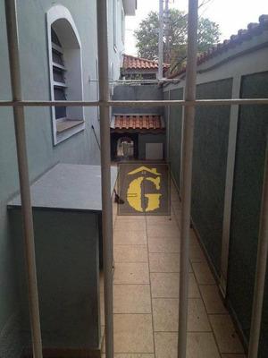 Sobrado À Venda E Locação, 220 M² Por R$ 1.474.000 - Tatuapé - São Paulo/sp - So0209