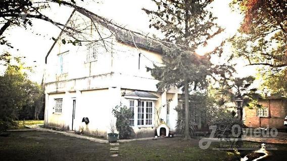 Espectacular Casa Quinta En La Reja Moreno Zona Oeste